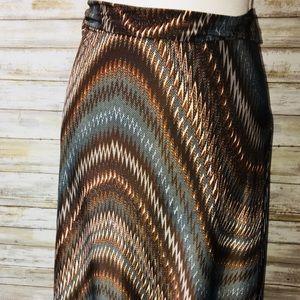 metrowear Long skirt A3-90